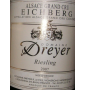 Étiquette deDomaine Dreyer - Riesling - Eichberg